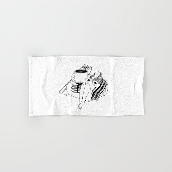 Big Breakfast Hand & Bath Towel