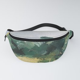 original abstract imagined landscape number 4 Fanny Pack