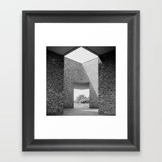 Hombroich Framed Art Print