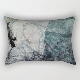At the bottom Rectangular Pillow