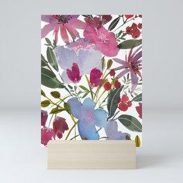 Tropical Flowers Mini Art Print