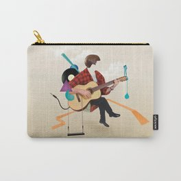 ILOVEMUSIC #1 Carry-All Pouch