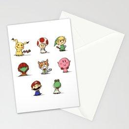 Mimiking 64 Stationery Cards