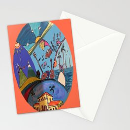 Canica 3 Stationery Cards