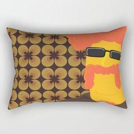 Dr. Joe Dynamo Rectangular Pillow