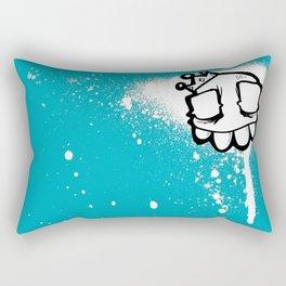 Crevice Creeps Icon Rectangular Pillow