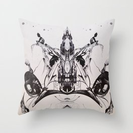 thinkers Throw Pillow