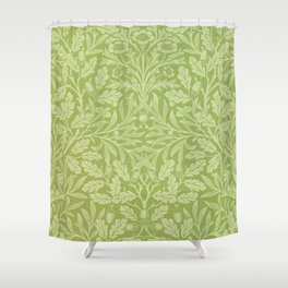 "William Morris ""Acorn"" 3. Shower Curtain"
