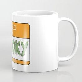 Hello I'm Spooky Coffee Mug
