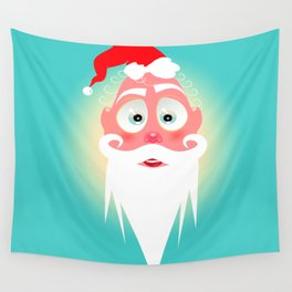 Santa Lolo/ Character & Art Toy design for fun Wall Tapestry