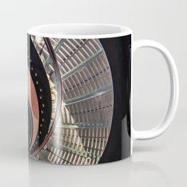 Spiral glass staircase Coffee Mug