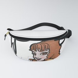 80s Pinup Fanny Pack