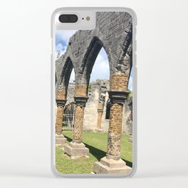 The Unfinished Church Clear iPhone Case