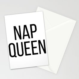 napqueen Stationery Cards