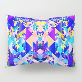 Abstract Pattern Design Pillow Sham
