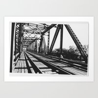 Unfounded Art Print