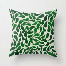 Petal Burst #35 Throw Pillow