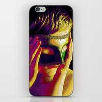 anonymous iPhone & iPod Skins featuring Anonymous  by Dream Realm Photography and Art