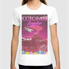 Cotopaxi ,Ecuador AIR MAIL T-shirt