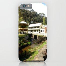 Stringers Creek - Walhalla - Australia iPhone Case