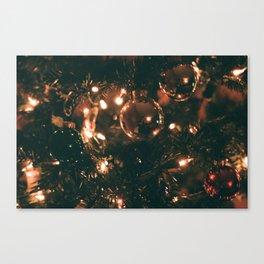 Christmas Time 35mm Canvas Print