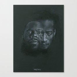 Dah Shinin' Canvas Print