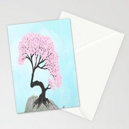 Sakura Bonsai Stationery Cards