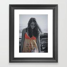 I Walk Alone II Framed Art Print