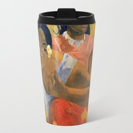Affordable Art $300,000,000 When Will You Marry by Paul Gauguin Travel Mug