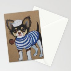 Chihuahua - Sailor Chihuahua Stationery Cards