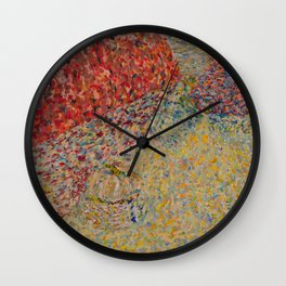 Making a Point Wall Clock