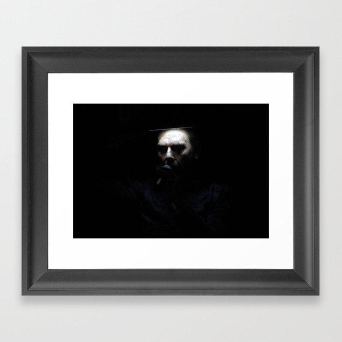 Peter Murphy Framed Art Print