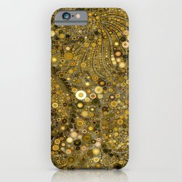 :: Good as Gold :: iPhone Case
