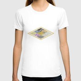 RHOMB SOUP / PATTERN SERIES 002 T-shirt