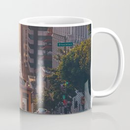 San Francisco Trolley (Color) Coffee Mug