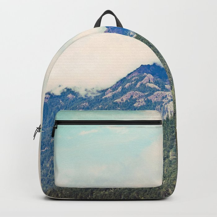 Touch of Turquoise Backpack
