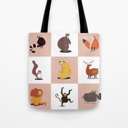 The Wild Tote Bag