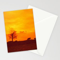 In those first few hours after the dawn Stationery Cards
