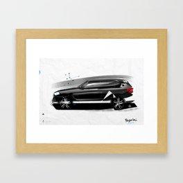Munich Framed Art Print