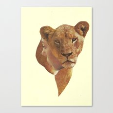Chimera #1 Canvas Print