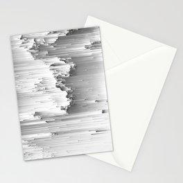 Japanese Glitch Art No.6 Stationery Cards