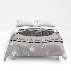 A Storm In a Teacup Comforters