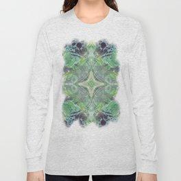Abstract Texture Long Sleeve T-shirt