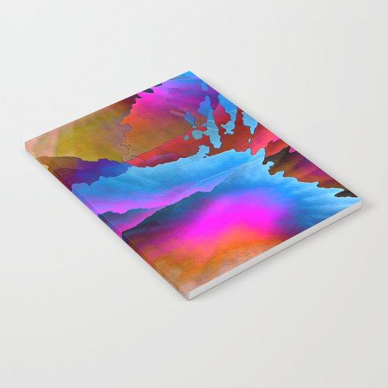 Fantasy Lights Notebook