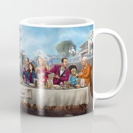 The Arrested Supper Coffee Mug