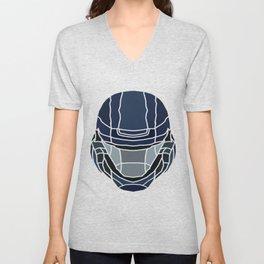 Agent Florida Helmet Unisex V-Neck