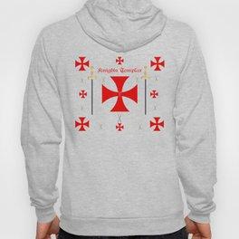 Knights Templar Hoody