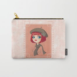 Winter Princess Natasha Carry-All Pouch