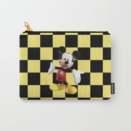 Mickey Mouse III Carry-All Pouch