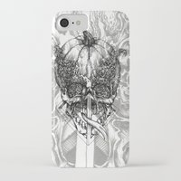 fifth element iPhone & iPod Cases featuring element by hueroth